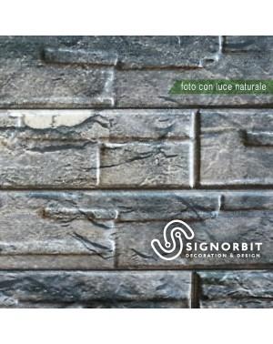Pannello termoisolante finta pietra in eps resinato for Finta pietra in polistirolo