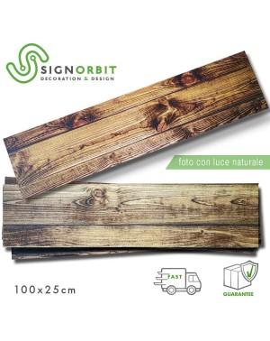 NOCE pannello finto legno...