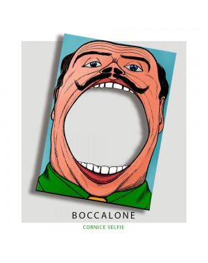 Cornice selfie BOCCALONE