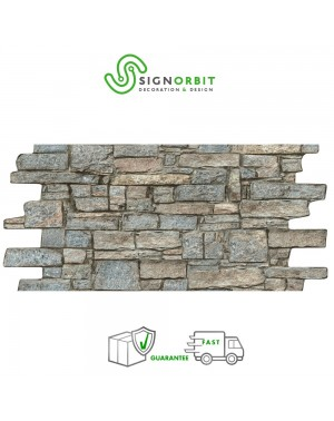 FLAT STONES in PVC espanso...