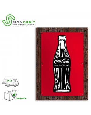 COCACOLA  - Pop Art - Roy...
