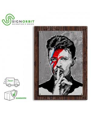 David Bowie - Quadro arredo...