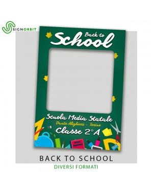 Cornice selfie Back to school