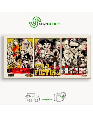 Tarantino locandine film -...