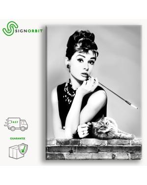Audrey Hepburn Colazione da...