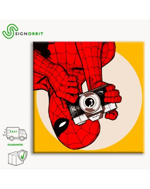 Spider-Man takes Foto -...