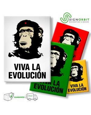 Viva la Evolution - Stampa...