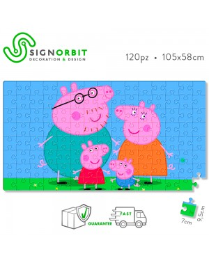 PEPPA PIG - Puzzle in...