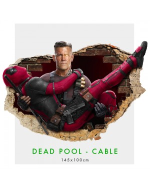 DeadPool and Cable -...