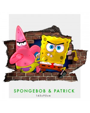 SPONGEBOB E PATRICK-...