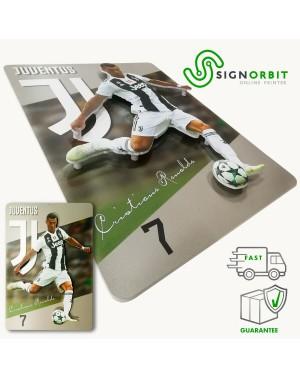 Quadro 3D Cristiano Ronaldo...