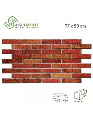 Red Wall - Pannelli parete...