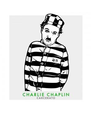 Charlie Chaplin - Adesivo...