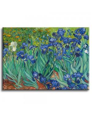 IRISES Van Gogh - Quadro...