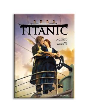 TITANIC - Leonardo Di...