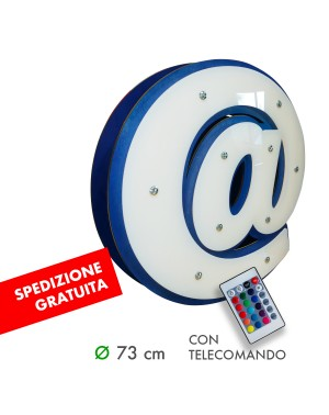 Lettera luminosa Led alta...