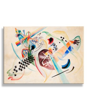 On White - Kandinsky -...