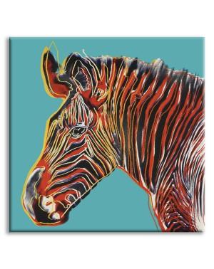 Zebra - Andy Warhol -...