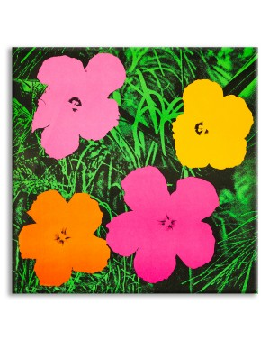 Flowers - Andy Warhol -...
