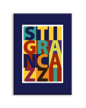 STI GRAN CAZ..  - Poster...