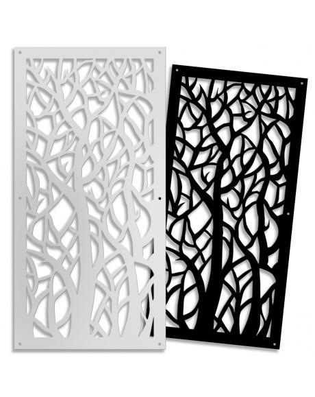 FANTASIA - Pannello in PVC traforato - PARASOLE - spessore 1cm