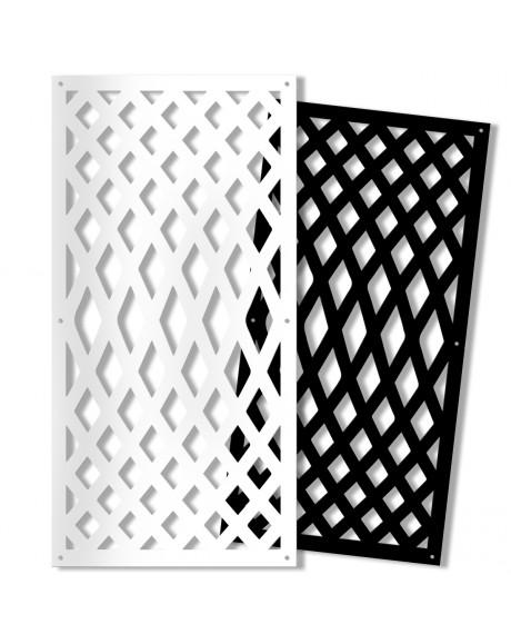 SIVIGLIA - Pannello traforato in PVC  - spessore 10mm