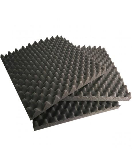 Pannello tipo Fonoassorbente - 50x50 cm spessore 4,7 cm