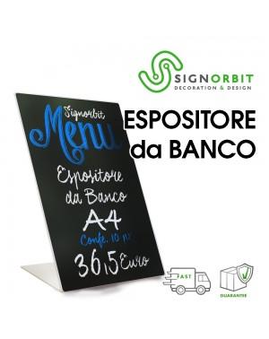 ESPOSITORE DA BANCO - A4 -...