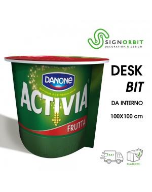 DESK BIT 100x100 cm