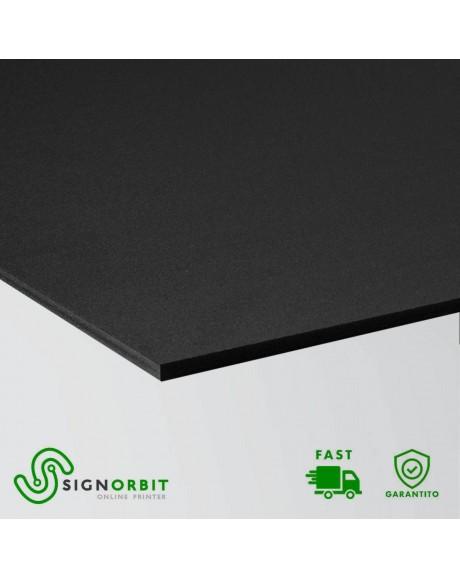 Pannello Forex spessore 3 mm pvc nero lastra forex nero pvc nero